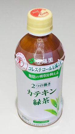 ペットボトルのカテキン茶.jpg