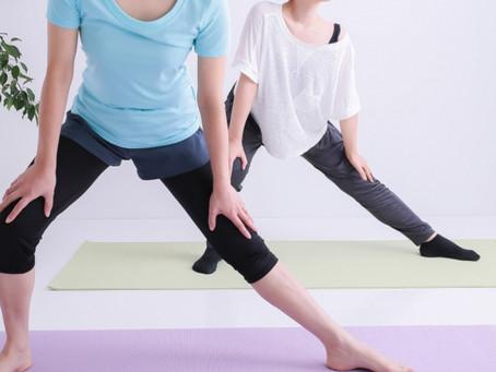 膝が伸びないと膝痛の原因になる