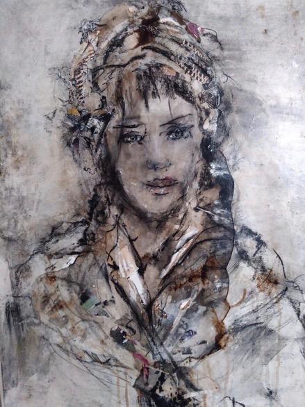 A -D-N Alexandra David Néel.