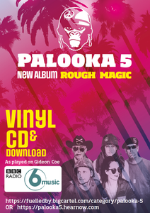 Palooka 5 LP OUT NOW inc 6Music