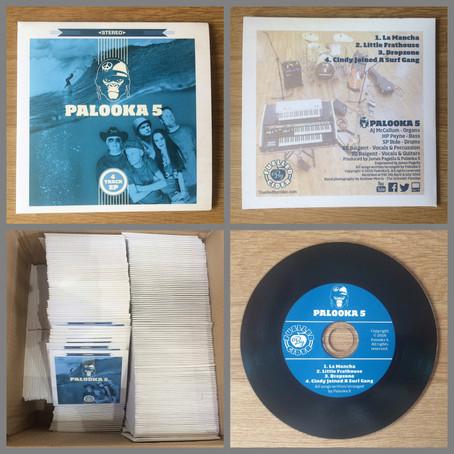 Palooka 5 EP