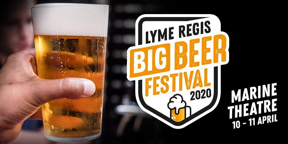 Lyme Regis Big Beer Festival