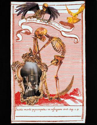 A-Mors Peccus in: «La morte e il giusto»