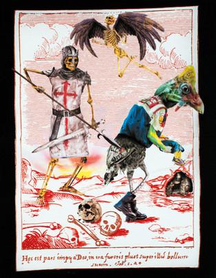 A-Mors Indarno in: «La morte e il soldato»