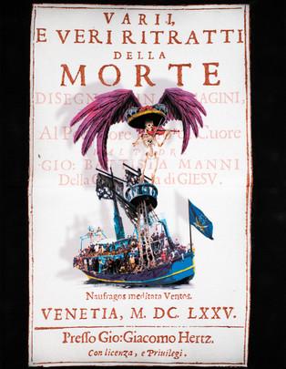 A-Mors Altore in: «La legge della morte»