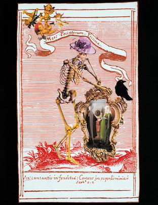 A-Mors Domina in: «La morte e la fanciulla»