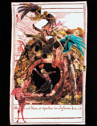 A-Mors Absentia in: «La morte e il peccatore»