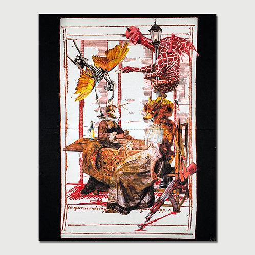A.Mors Jehan & La morte e il giuocatore