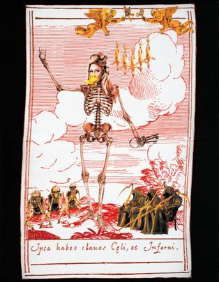 A-Mors Flavo in: «La morte e la bella»