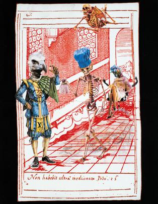 A-Mors Dolus in: «La morte e il vecchio»