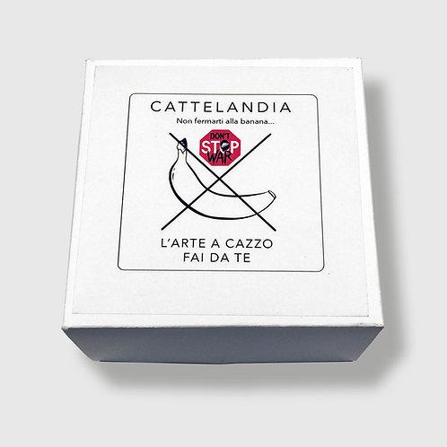 Cattelandia - Elicottero