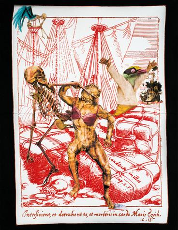 A-Mors Liquidus in: «La morte e il mare»