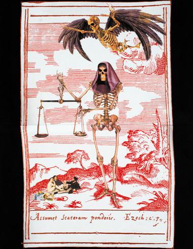 A-Mors Bi-Lanx in: «La morte e la bilancia»