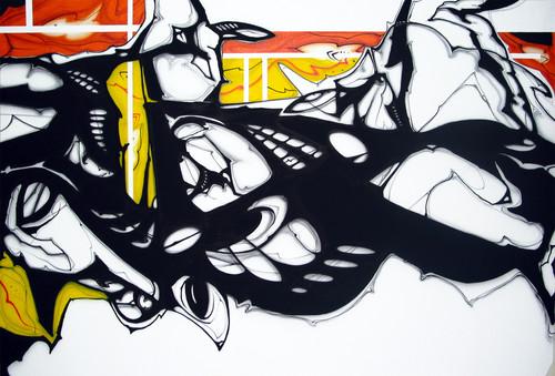 2005 - Giallo E Rosso Assaggio Riverso, Dio Osservo