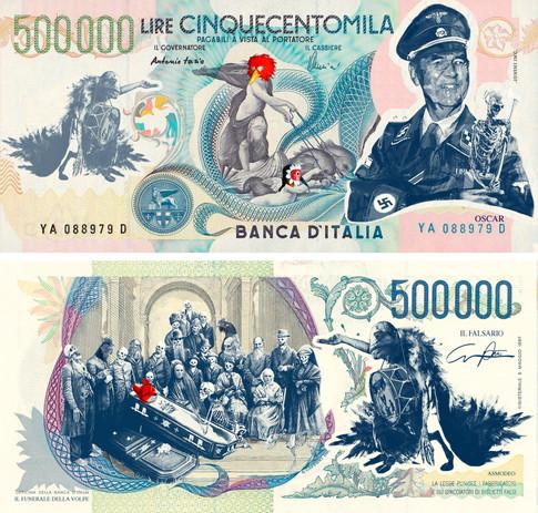 500000 Lire