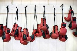 rękawice bokserskie, boks