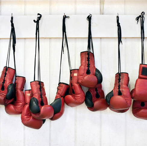 Finding Balance with Boxing