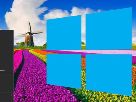 Cómo acceder al menú de inicio oculto de Windows 10 y qué funciones incluye