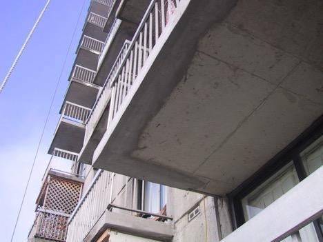 Exterior building repair services in Canada