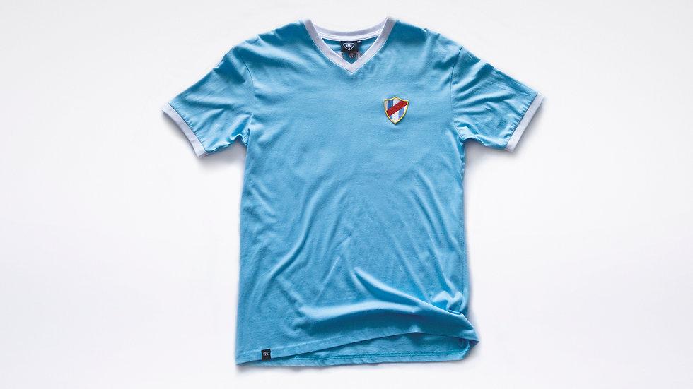 Uruguay Retro Football Jersey Maracanazo     1950