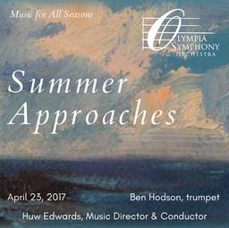 """Summer Approaches""   April 25, 2017"