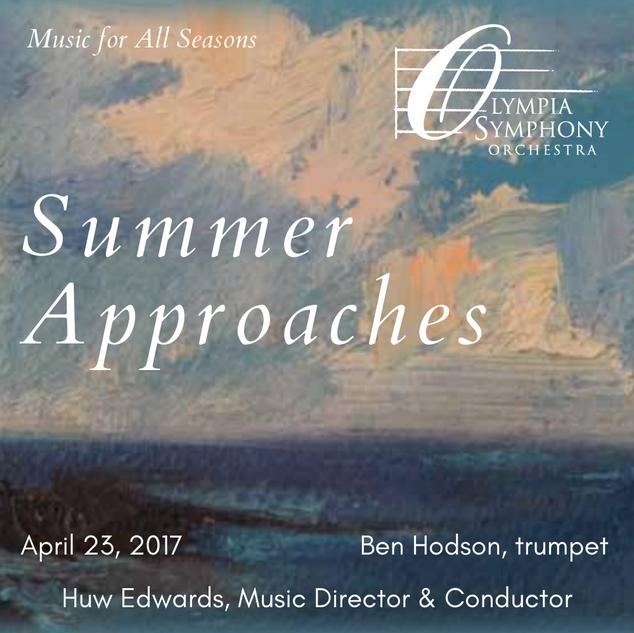 """Summer Approaches"" | April 25, 2017"