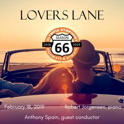 """""""Lovers Lane""""   February 18, 2019"""