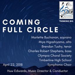 """""""Coming Full Circle""""   April 22, 2018"""