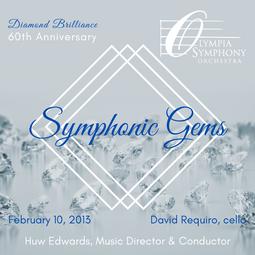 """""""Symphonic Gems""""   February 10, 2013"""