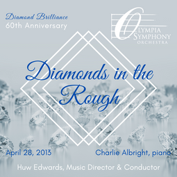 """""""Diamonds in the Rough""""   April 28, 2013"""