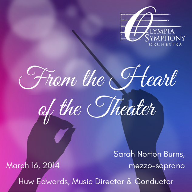 """""""From the Heart of the Theater"""" 