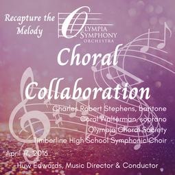 """Choral Collaboration""   April 17, 2016"