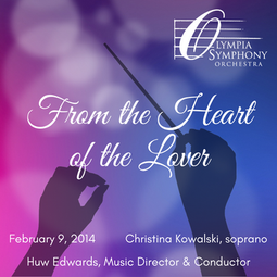"""""""From the Heart of the Lover""""   February 9, 2014"""