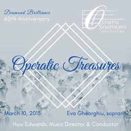 """Operatic Treasures""   March 10, 2013"
