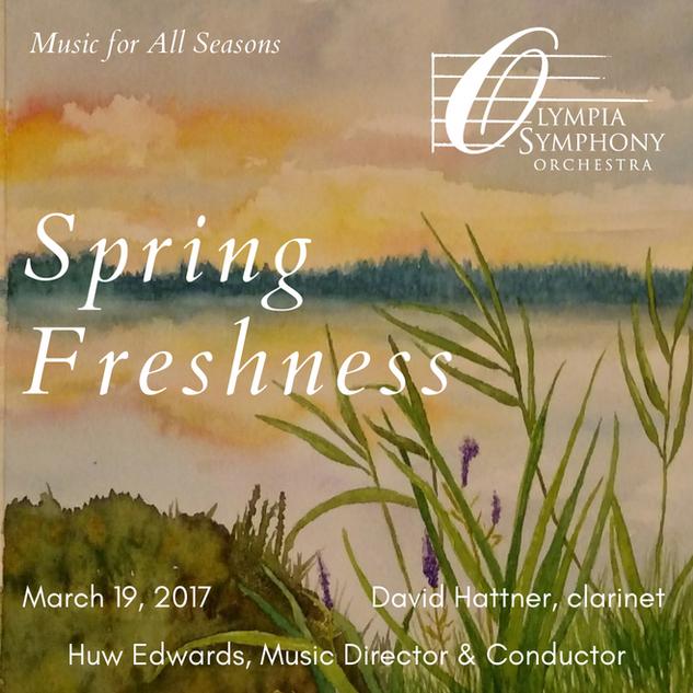 """Spring Freshness"" | March 19, 2017"