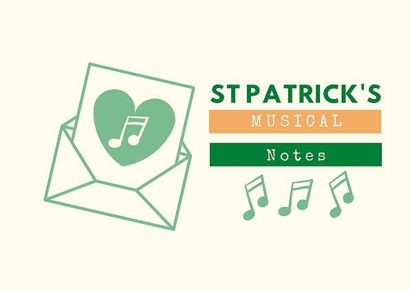ST PATRICK'S DAY Musical Notes-GENERAL.p