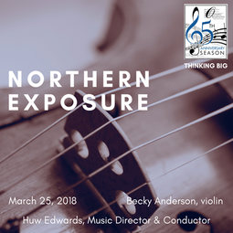 """""""Northern Exposure""""   March 25, 2018"""