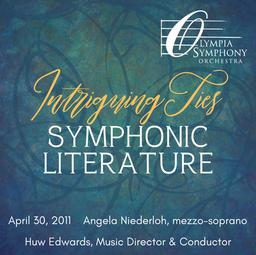 """Symphonic Literature""   April 30, 2011"
