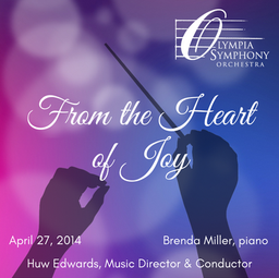 """""""From the Heart of Joy""""   April 27, 2014"""