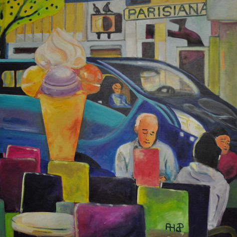 Leute in Giessen - Parisiana