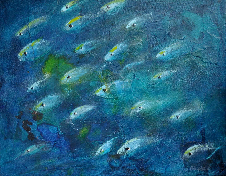 L'Ecole de poisson 1 - SOLD