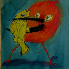 Funny Bird 37