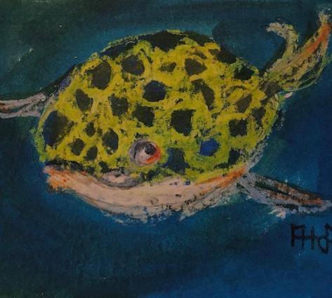 Funny Fish 6