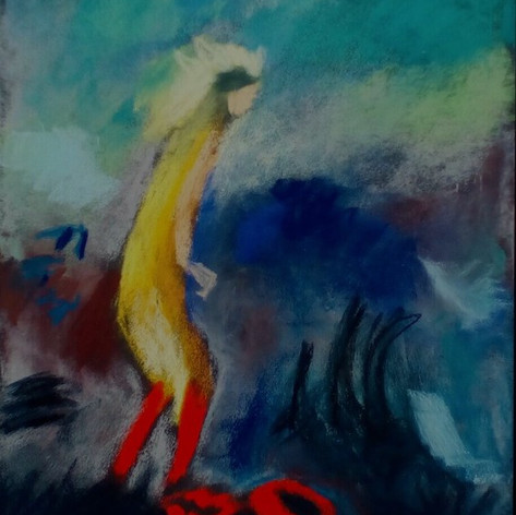 Zwischen den Bildern - Between Paintings