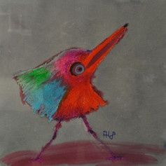 Funny Bird 30