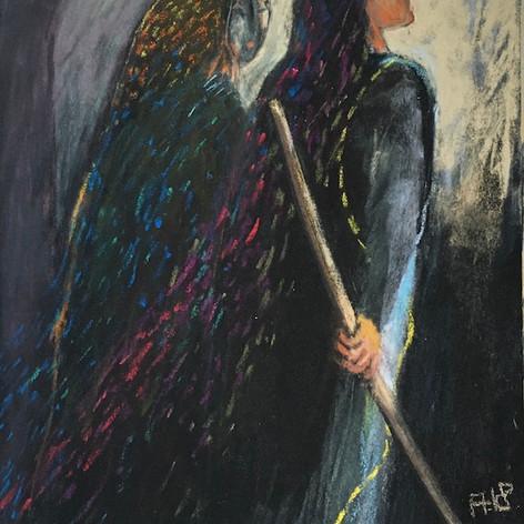 Orpheus&Euridike exeunt Hadem