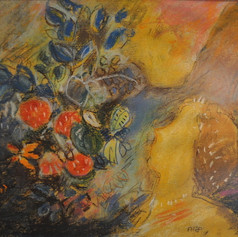 Hommage to Odilon Redon