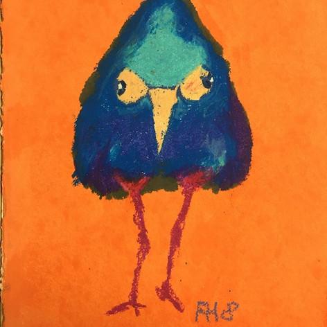 Funny Bird 43