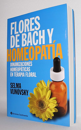 Flores de Bach y Homeopatía
