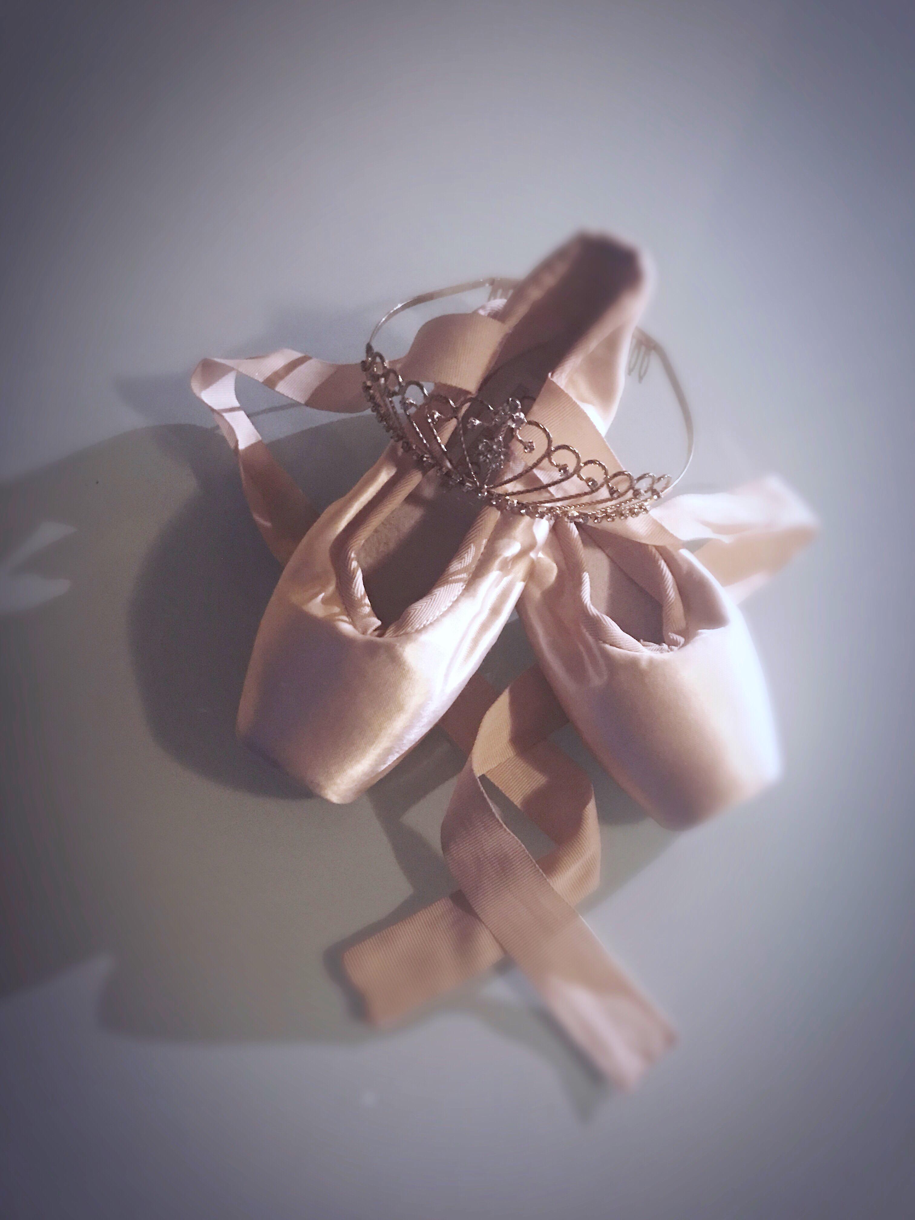 Fotky z baletní přípravy
